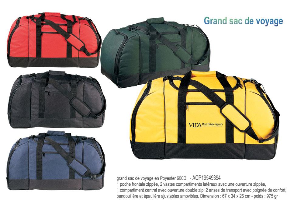 pin grand sac de voyage publicitaire sac de voyage tr s pratique sac de on pinterest. Black Bedroom Furniture Sets. Home Design Ideas